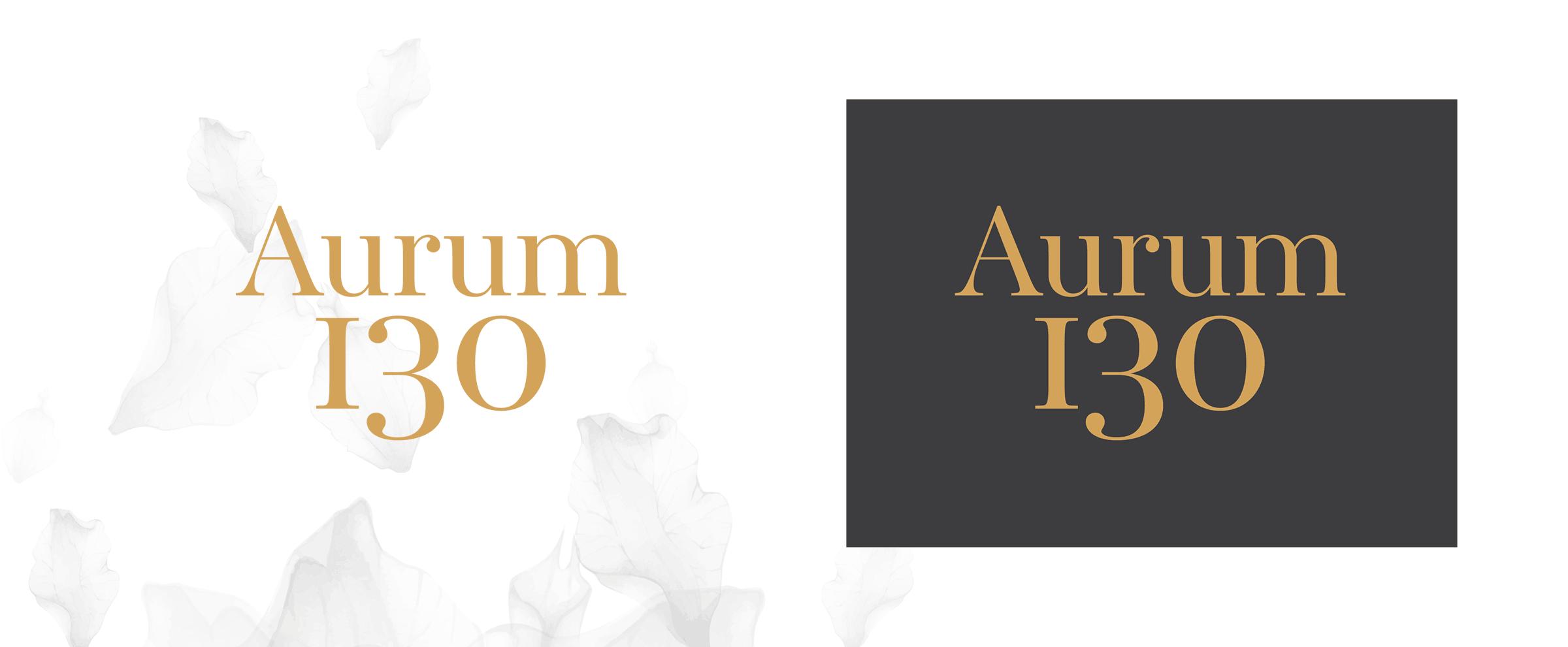 Logo Aurum 130
